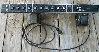 $ CDN148 • Buy Peavey Classic Ftx Amp Chassis For PARTS