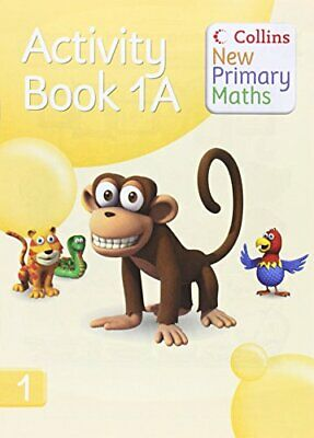 Collins New Primary Maths �  Activity Book 1A: Engaging Maths Acti... Paperback • 13.99£