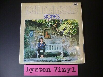 Neil Diamond - Stones 12  Vinyl LP • 1.99£