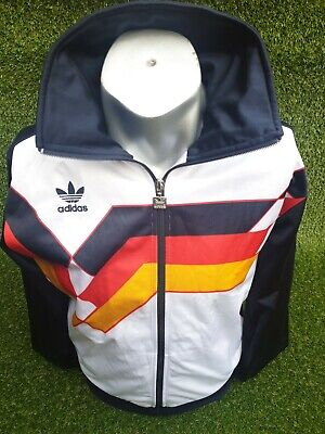 Adidas Originals Mens Germany World Cup 2006 Track Top Jacket Size S  • 39.99£