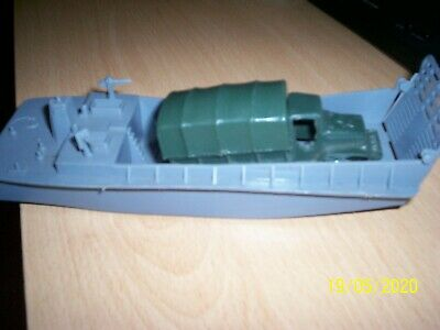Airfix Poly Allied Vehicles, Truck & Landing Craft • 25£