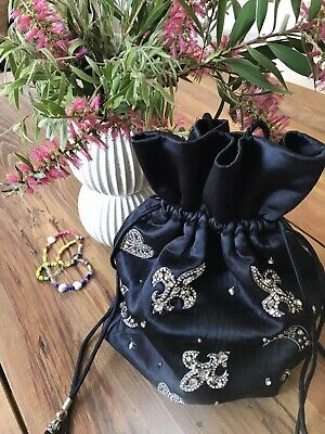 AU175 • Buy Camilla Drawstring Pouch- New With Tags