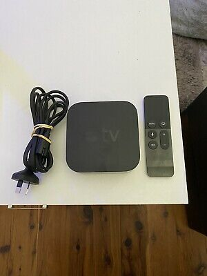 AU190 • Buy Apple Tv 4th Generation 32gb Not Even A Year Old