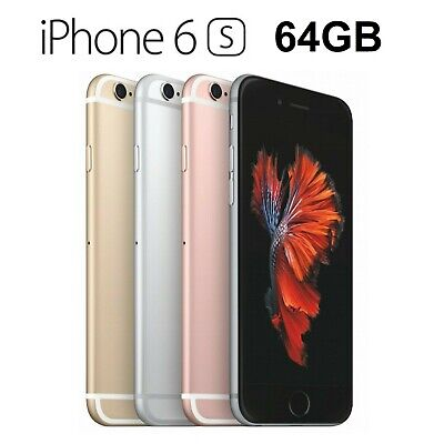 AU265 • Buy Apple IPhone 6s 64GB A1688 Refurbished To New - Phone Only - Local Seller
