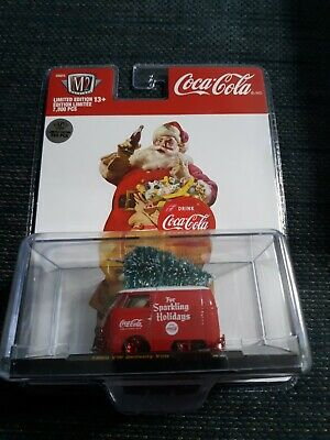$ CDN38.28 • Buy M2 Machines Coca-Cola Chase 1960 VW Delivery Van - Kombi