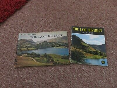 Lake District Books X 2 • 6.99£