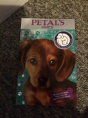 Children's 'battersea Dogs & Cats Home' Reading Story Book: Petal's Story • 0.99£