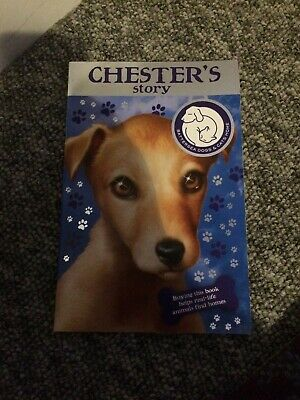 Battersea Dogs & Cats Home: Chester's Story, Hawkins, Sarah, Paperback Book • 0.99£