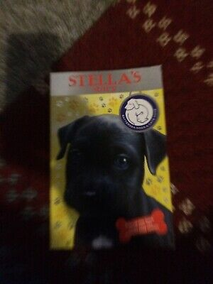 Children's 'battersea Dogs & Cats Home' Reading Story Book: Stella's Story • 0.99£