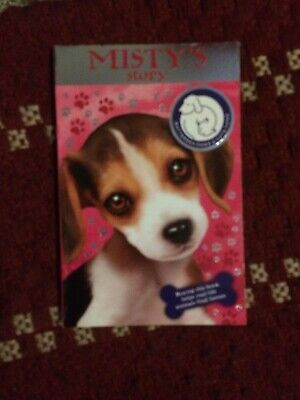 Battersea Dogs & Cats Home: Misty's Story By Battersea Dogs & Cats Home (Paperba • 0.99£