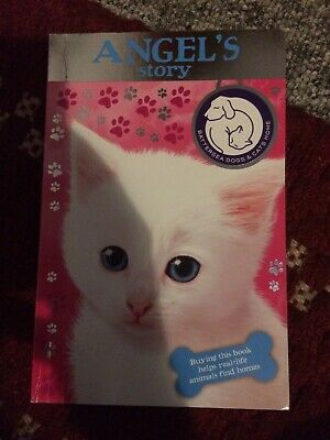 Children's 'battersea Dogs & Cats Home' Reading Story Book: Angel's Story • 0.99£