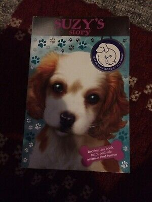 Children's 'battersea Dogs & Cats Home' Reading Story Book: Suzy's Story • 0.99£