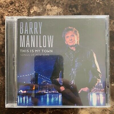 Barry Manilow -this Is My Town- 2017 Mexican Cd Album Pop Vocal • 7.15£