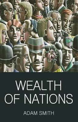 AU15.35 • Buy NEW Wealth Of Nations By ADAM SMITH Paperback Free Shipping