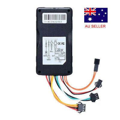 AU70.67 • Buy 3G Tracking Car Hard Wired Live Mini Tracker Vehicle Device GPS Realtime New