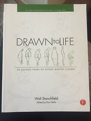 Drawn To Life: 20 Golden Years Of Disney Master Classes: Volume 1: The Walt... • 13£