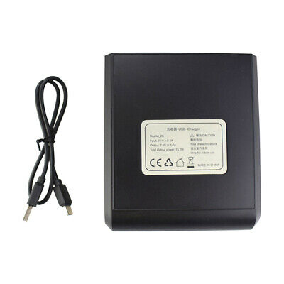 AU26.45 • Buy Battery Charger And USB Cable For MJX B4W Bugs 4W D88 EX3 HS550 Drone Parts