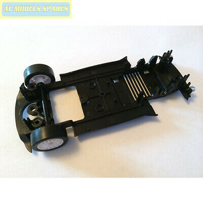 W10294 Scalextric Spare Underpan And Front Axle For Mini Countryman WRC • 8.40£