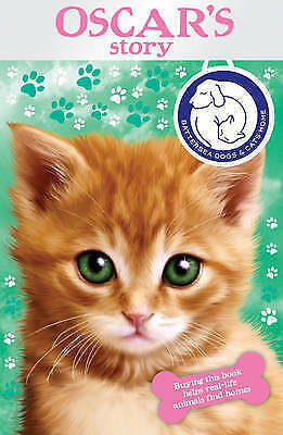 Battersea Dogs & Cats Home: Oscar's Story By Battersea Dogs & Cats Home... • 2.50£