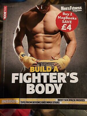 Mens Health Fighters Body • 2.30£