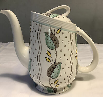 Mid Century Ringwood Ware Wood & Sons Hedgerow Midwinter Style Coffee Pot • 9.99£