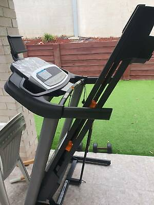 AU1799 • Buy Top End NordicTrack S25 Treadmill. HARDLY USED. STILL IN WARRANTY