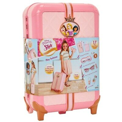 Disney Princess Style Collection Travel Time Suitcase • 52.99£
