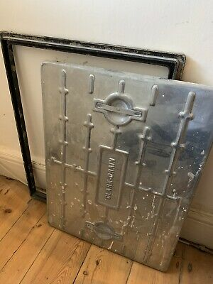 Manhole Cover & Frame 600x450 Galvanised Steel PC6CG Access Inspection • 5£