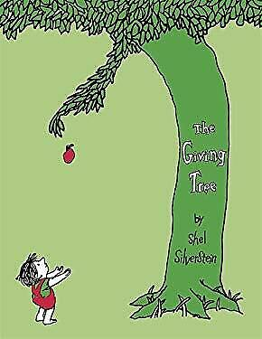 The Giving Tree Hardcover Shel Silverstein • 6.10£