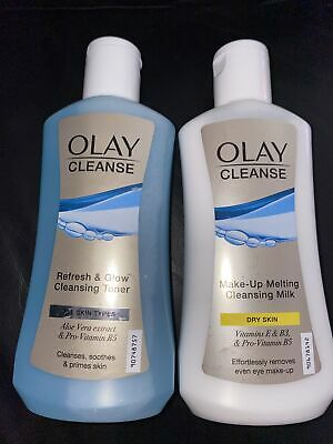 AU31.51 • Buy Olay Cleanse Refresh & Glow Cleansing Toner Cleanses Soothes & Primes Skin 200ml