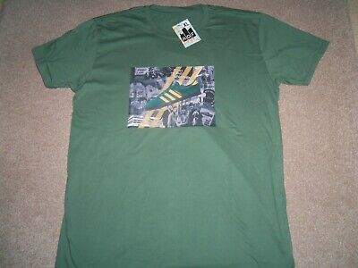 ADIDAS Liverpool Casuals Terrace Wear T-Shirt BNWT - Size XL • 7.95£