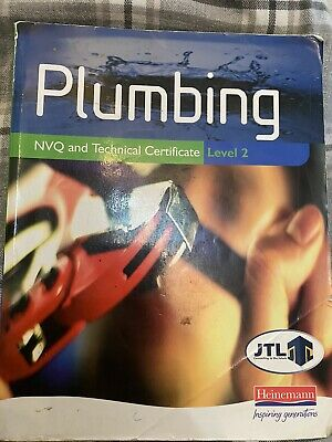 Plumbing Book JTL Nvq And Technical • 10£