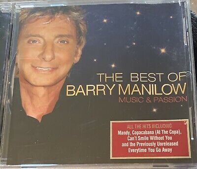 Barry Manilow The Best Of 2008 CD 💿 • 1.36£