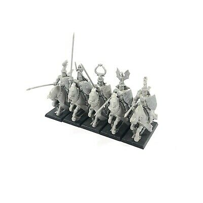 Warhammer Fantasy - Bretonnia - Bretonnian Knights Of The Realm Unpainted • 35£