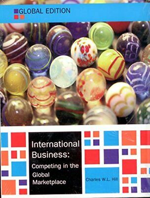 £34.99 • Buy International Business By Hill, Charles W.L. Book The Cheap Fast Free Post