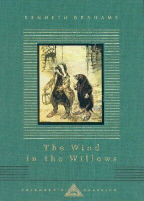The Wind In The Willows (Everyman's Library CHIL... By Grahame, Kenneth Hardback • 8.99£