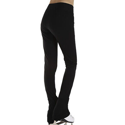 Ice Figure Skating Practice Long Pants Women Girls' Warm Tights Trousers S • 15.22£