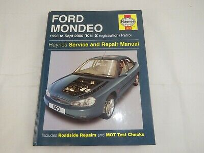 Ford Mondeo Haynes Service And Repair Manual • 10£