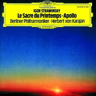 £14.18 • Buy Stravinsky: Rite Of Spring -  CD 3TVG The Cheap Fast Free Post The Cheap Fast