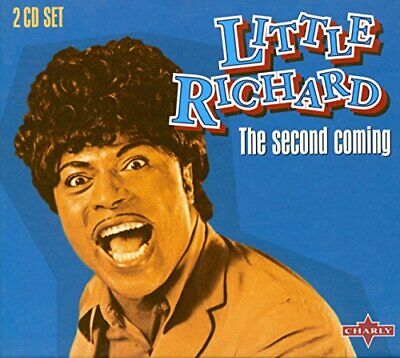 £3.84 • Buy Little Richard - Second Coming - Little Richard CD 8JVG The Cheap Fast Free Post