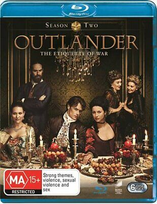AU37.44 • Buy Outlander - Season 2 Blu-ray