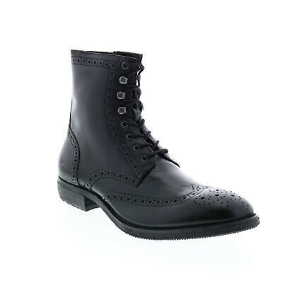 $31.44 • Buy Andrew Marc Hillcrest AMHILCL-001 Mens Black Leather Casual Dress Boots