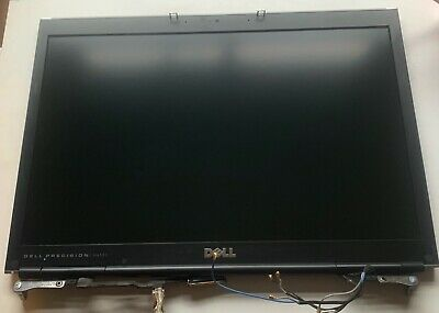 £59.99 • Buy  DELL PRECISION M6500 LapTop Complete SCREEN ASSEMBLY In Full Working Order
