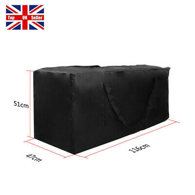 Large Heavy Duty Artificial CHRISTMAS TREE Home STORAGE BAG Zip Sack Holder UK • 9.44£