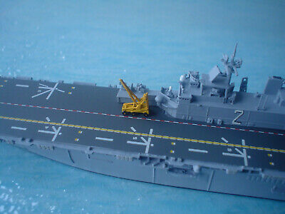 AU18.06 • Buy Salvage/Repair Crane For USN CV, LHD, LHA And LPH By Argos 1:1250 Ship Model