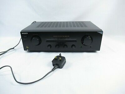 Sony Ta-fe370 Stereo Integrated Amplifier. • 69.99£