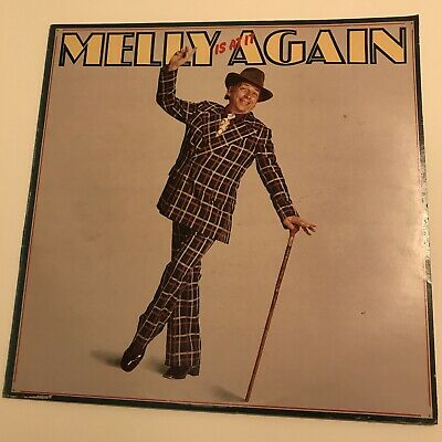 George Melly Vinyl Album Melly Is At It Again • 8.99£