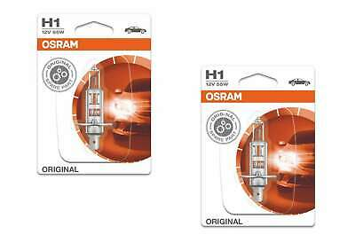 $13.11 • Buy 2x OSRAM H1 12V Original Spare Part - Original Line 64150-01B