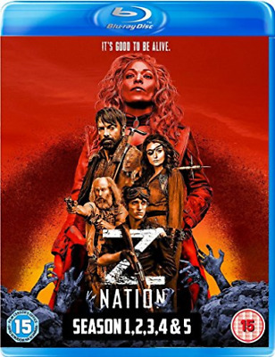 AU50.63 • Buy Z Nation: Season 1-2-3-4-5 Box Set BLU-RAY NEW