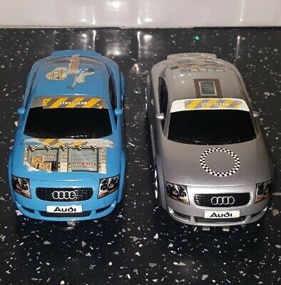 SCALEXTRIC AUDI CARS X2 Hornby  • 4.99£
